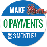 Make zero payments for 3 months on your low rate auto loan