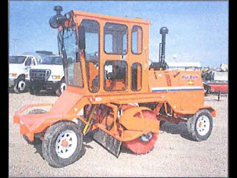 Used Sweeper For Sale