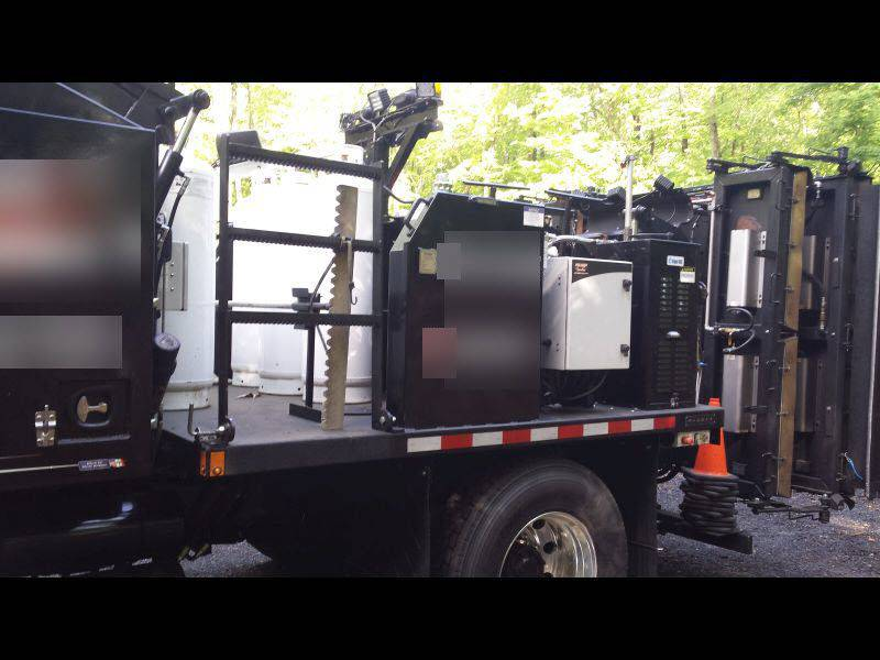 New Amp Used Infrared Asphalt Heaters For Sale
