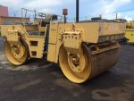 Bomag AD-141 double drum roller