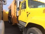 2002 International 2500 VSS Slurry Seal Truck