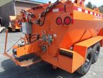 2007 Spaulding Hot Box Trailer Auger Discharge
