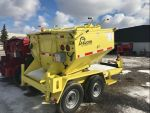 2015 Falcon 4 Ton Hot Box / Asphalt Transporter