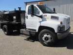 UNITIZED PB Loader Asphalt Patch Truck