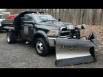 2015 Dodge Ram 4500 29K miles with plow