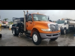 2012 Intl DuraStar Bergkamp FP5 Pot Hole Patch Truck