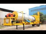 PORTABLE 100 TPH ASPHALT DRUM MIX PLANT