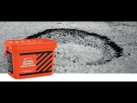 Instarmac Permanent Pothole Repair