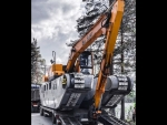 Remu E15 Big Float Amphibious Excavator