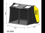 Remu EE 4220 Screening Bucket
