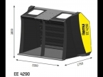 Remu EE 4290 Screening Bucket