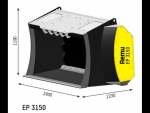 Remu EP 3150 Screening Bucket