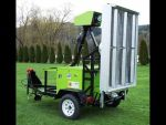 Ray-Tech Infrared Tech 20 Trailer-Mounted Heating Chamber