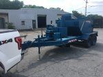 2009 Marathon HMT8000T Portable Asphalt Hot Box