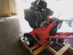 Crafco Model 200 Pavement Cutter / Router 25 HP