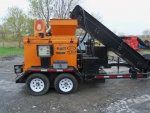 2009 Stepp SRM 10-120 Mobile Asphalt Recycler