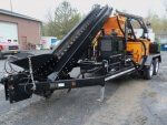 Stepp SRM 10-120 3/4 ton batch Asphalt Recycler 3/4 ton batch recycler with heated AC tank and wand