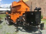 2010 Stepp SRM 20-120 Mobile Asphalt Recycler