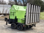 Ray-Tech Infrared Mini Combo 2ton Asphalt Reclaimer