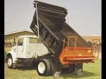 Tailgate Chip Spreader Model GS
