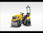 Wacker Articulated Ride-On Roller RD-18