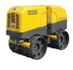 Wacker Compaction Roller RT-82
